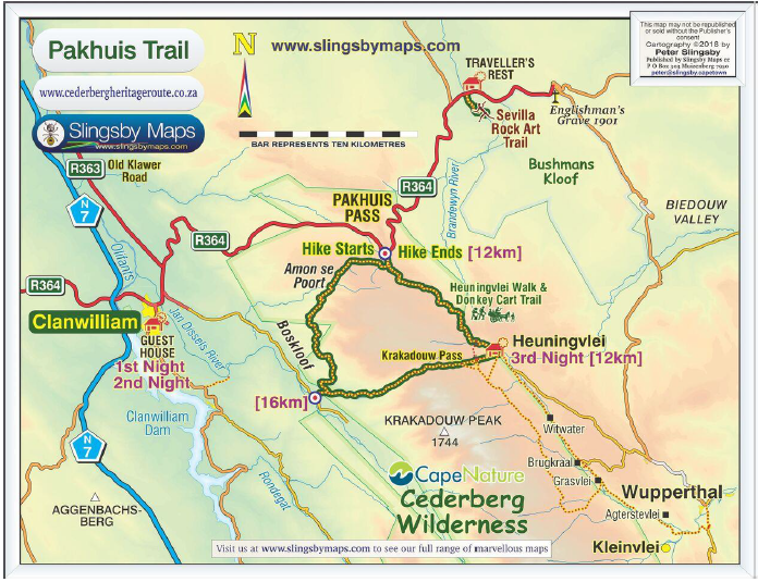 Pakhuis Trail